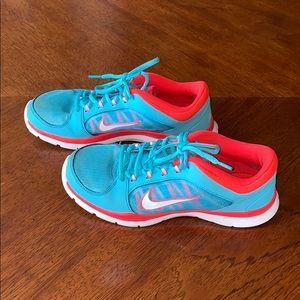 Nike, tennis shoes!